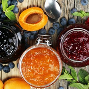Konfitüren, Marmaladen & Fruchtaufstriche